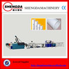 plastic pipe manufacturing machinery PVC pipe manufacturing machine/equipment