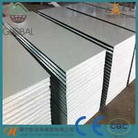 30 years Factory Direct sale manufactory supply composite foam eps sandwich panel for wall and roof