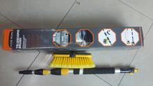 Higher quality AluminumTelescoping Car Wash Brush