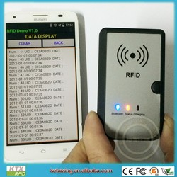 Cheap Wireless And USB Bluetooth NFC Reader For Android/ iOS