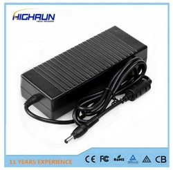 AC DC adapter 120w 12v power supply for lcd 10a