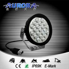 """2015 nouveau produit AURORA 5 """" LED ronde LED lumière"""