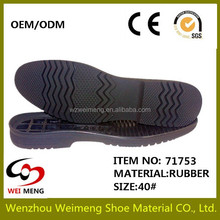 rubber vulcanization wholesale shoe soles outsole cheap sale