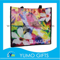 wholesale clothes vogue non woven shopping bag
