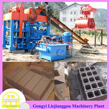 making machine concrete block used/concrete block moulding machine