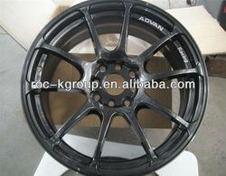 15X6.5 Car alloy wheels 5 holes PCD 110