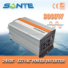 Lowest Price 3000W DC24V to AC127V air conditioner microwave power inverter