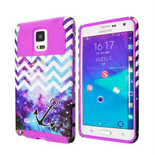 High Quality Fantastic Star Pattern TPU Plastic Cell Case Cover for Samsung Galaxy Note 4