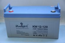 Sealed Lead Acid Battery 12v 120Ah For UPS / UPS Battery 12v 120ah