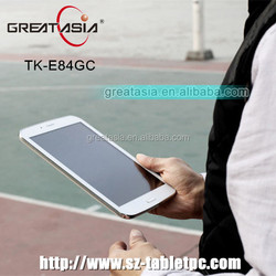 7.85 Inch GPS 3G rugged android cheap china mtk 8382 quad core tablet