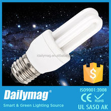 Long Lifespan Low Cost 9w E27 Saving Energy Bulb With CE