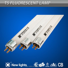 ce rohs approved fluorescent lamp 2700k-6500k 28w 4ft t5 fluorescent light tube