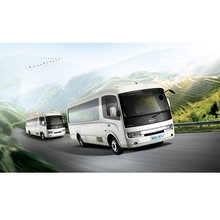 New Energy Electric Cars : Mini County Bus / Minibus / Passenger Van Bus, 15 + Passenger Seats ( 27 seats) , Made in China