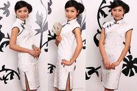 Традиционное китайское платье LAOGUDAI s/xxl Cheongsam /100% /A277