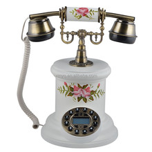 Antique Decorative Telephone Import Vintage Home Decor Retro