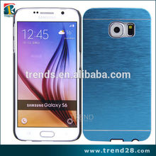 Tc-ss-s6-c008 telefoni cellulari in custodia in metallo per samsung galaxy s6