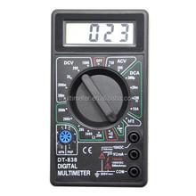 Voltmeter Ammeter Ohm Meter Temperature Function Digital Multimeter DT-838