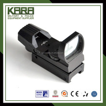 Red and Green Dot 4 Reticle Reflex Sight Send Color