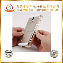Flashing metal case for iphone5 aluminum magnetic cover for iphone5