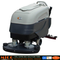 Automatic floor cleaning machine