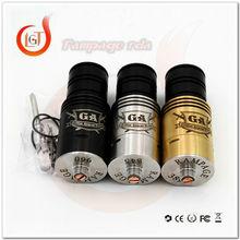 GLT products ga rampage rda atomizer perseus rda custom vaporizer pen dog rda dry herb vaporizer mod