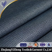 Popular Polyster Rayon Spandex Men Pants and Trousers material fabric