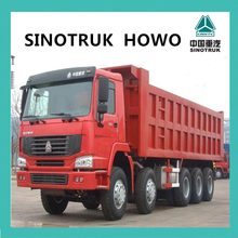 2015Sinotruk Export 336/371HP 8x4 used dump truck beds for sale