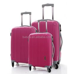 BUBULE 2015 plastic shopping trolley luggage eminent trolley luggage urban trolley luggage
