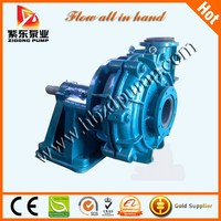 Double-casing Isuzu diesel engine slurry pump