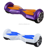 2016 NEW PRODUCTS 2 wheel electric hoverboard lithium battery level board scooter 350 watt chic smart s1 for sale