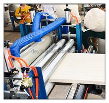 plastic ps board making machine