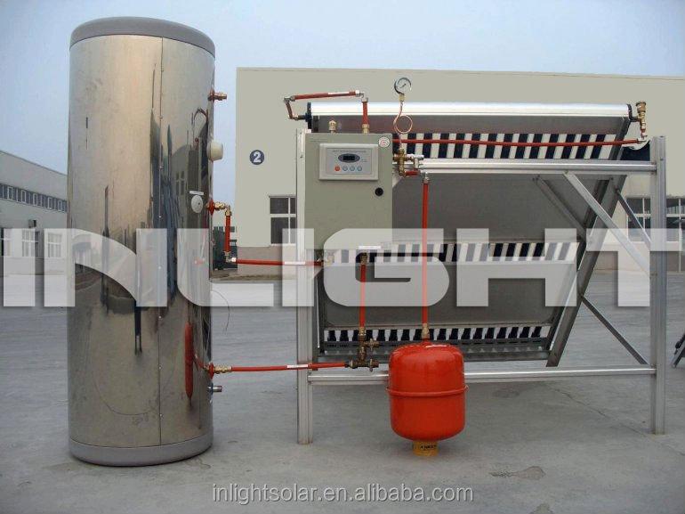 Room Heating Split Heat Pipe Solar Heating System Buy