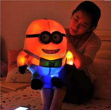 Factory direct sale New design plush toy cute despicable me minion/despicable me for birhtday