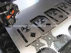 laser máquina de corte para aço inoxidável