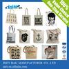 Quality canvas bags   heavy duty custom custom design mini canvas tote