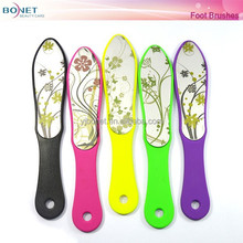 BFF0006B Magic Foot File With Flower Printing