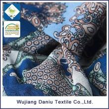 chiffon polyester fabric Summer fabrics fashionable dress