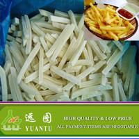 IQF Frozen French Fries/Frozen Potato Strips/Frozen Holland Potato Chips