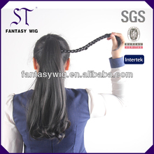 10 years manufacturer women claw in wonderful curly micro link hair extensions