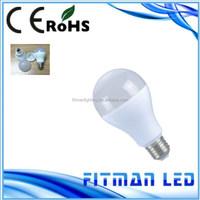 whole sale price for Europe market led bulb long life span bulb plastic aluminium bulb light
