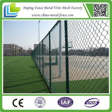 Secure and attractive Chain Link Fencing / China Chain Link Fence for Sale (ISO9001;Anping Manufacturer)
