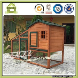SDR24 Wooden Rabbit Hutch Cage for Sale