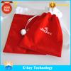 for mobile phone power bank microfiber velvet dust bag