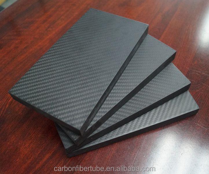 18 3k carbon fiber sheet, carbon fiber board, carbon fiber brick
