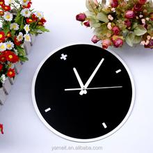 Modern style Crystal cuckoo bird wall clock