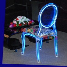 Fashionable Crystal(LED)Chair