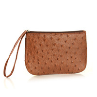 2015 Waterproof Promotion Mini Leather Clutch Bag For Gift