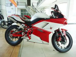 Two wheeler High quality Gas Powered 300cc Racing Bike for sale