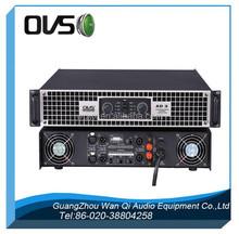 AD3 audio amplifier 900W 4OHM Professional Processor/Mixer/Speaker/Power Amplifier