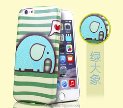 Cute DIY cell phone cover case for iphone 6, more than 300 pcs designs cute case for girl